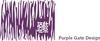 Purple Gate Design